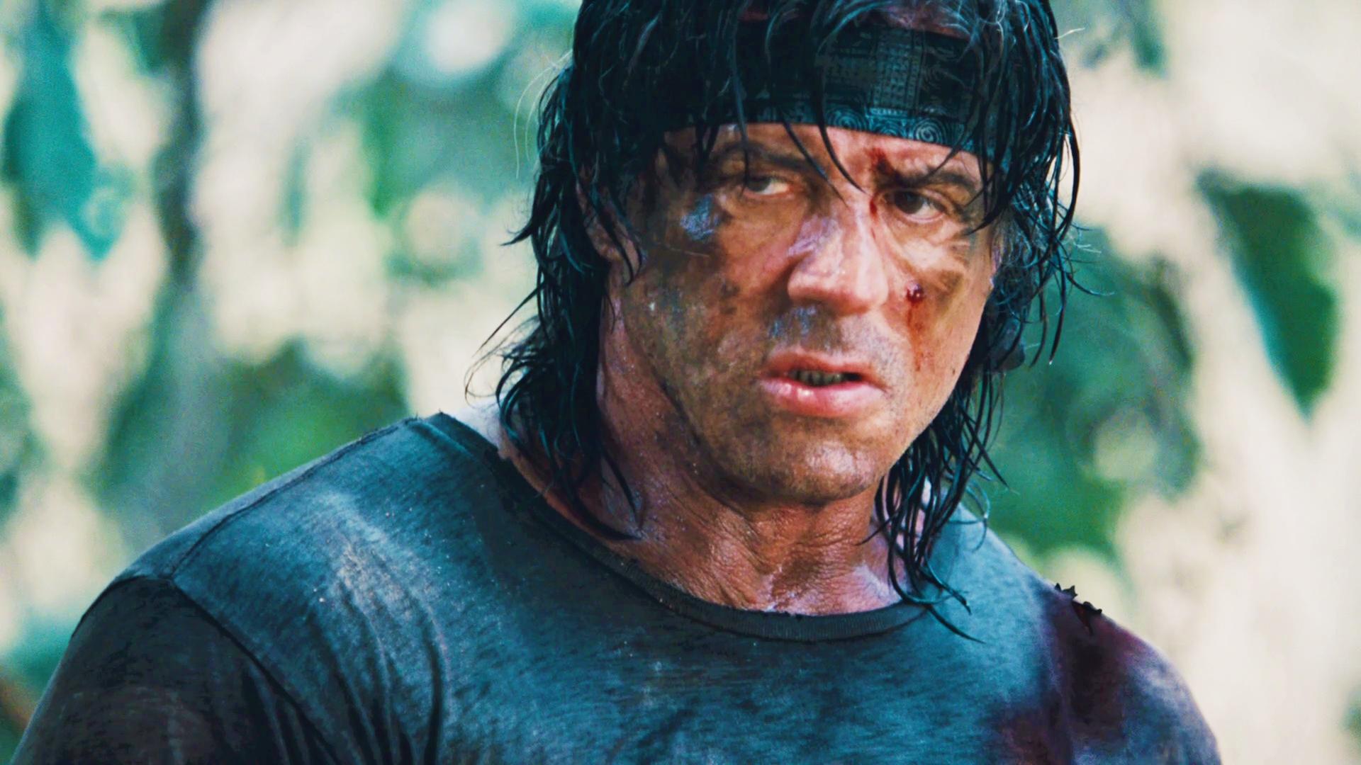 Сталлоне в образе ковбоя на первых фото со съёмок «Рэмбо 5»