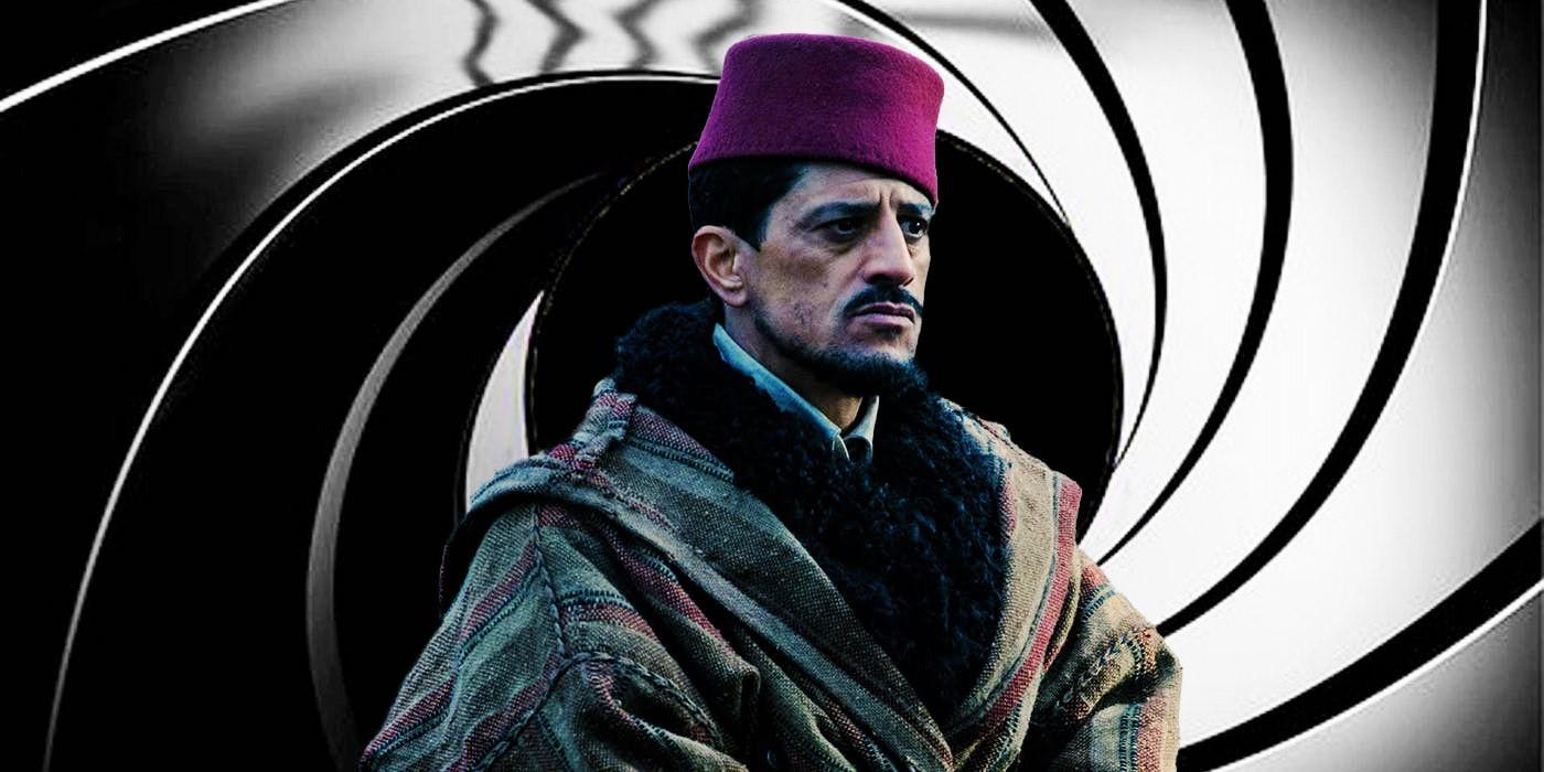 Саид Тагмауи из «Чудо-женщины» получил роль главного злодея «Бонда 25»