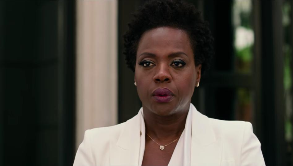 Второй трейлер триллера «Вдовы» от режиссёра «12 лет рабства»