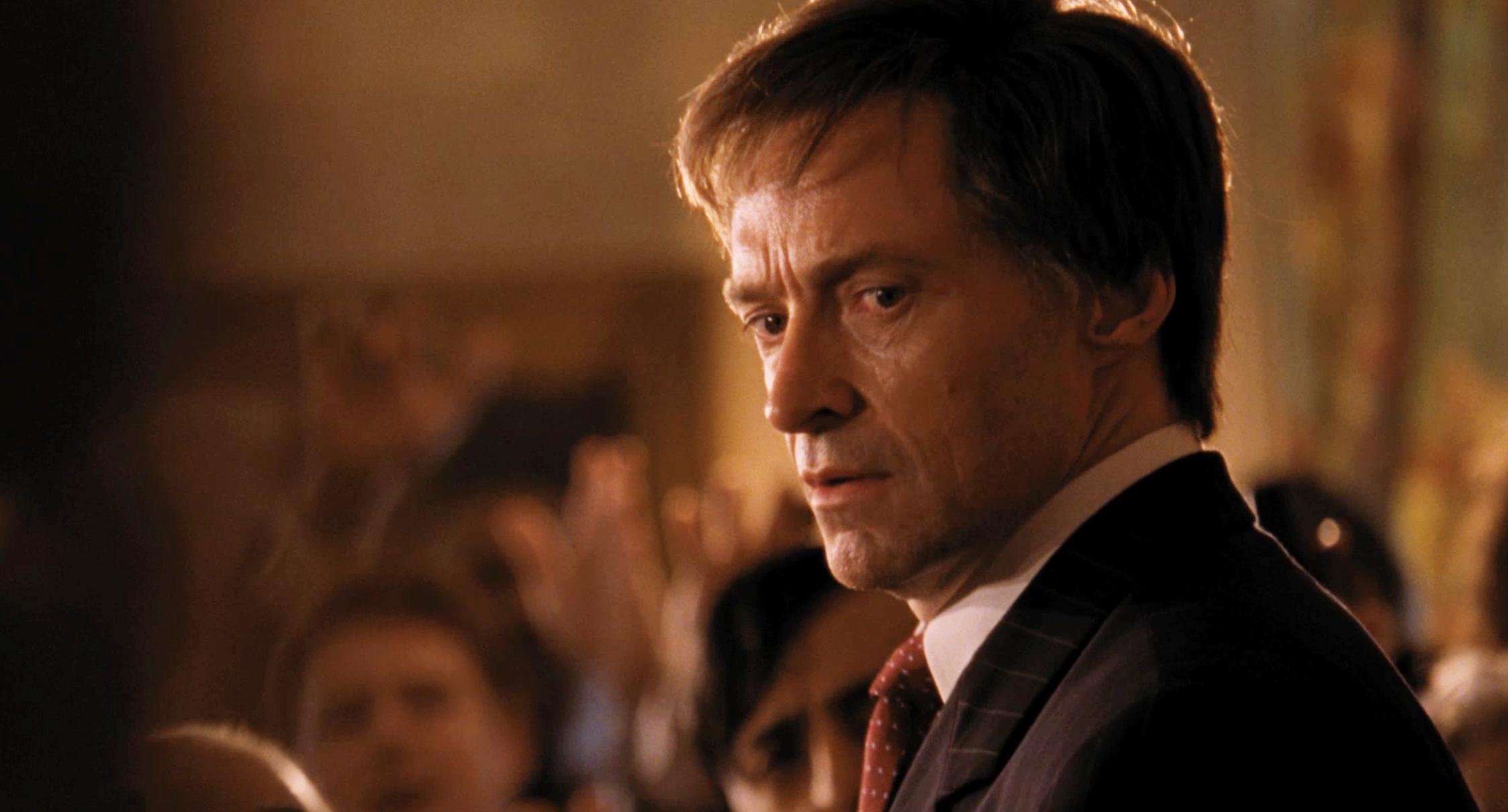 Хью Джекман на кадре из фильма «Как не стать президентом»