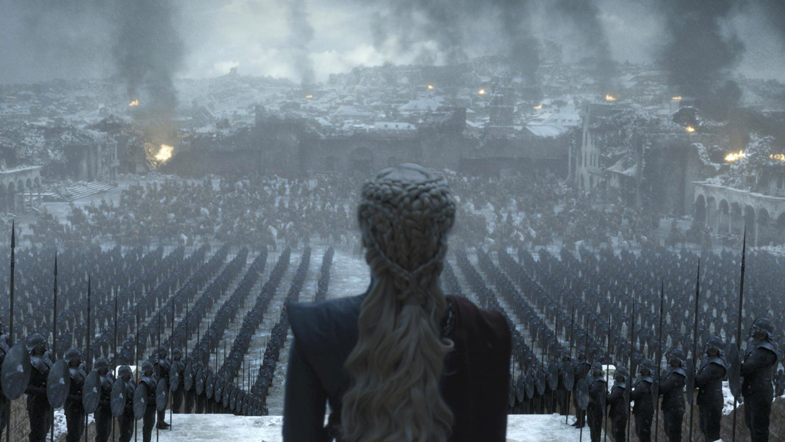 «Игры престолов» создали петицию с требованием переснять финальный сезон