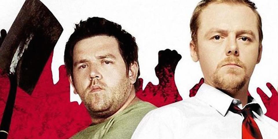 Саймон Пегг и Ник Фрост в трейлере хоррора «Slaughterhouse Rulez»