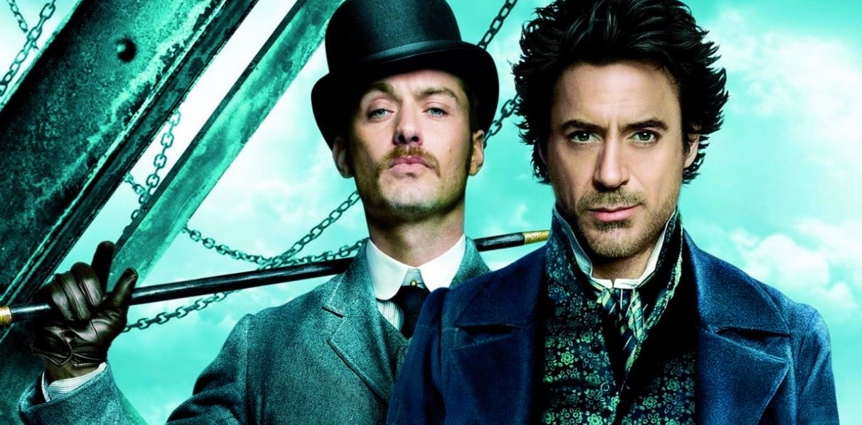 Названа дата начала съёмок третьего «Шерлок Холмса»