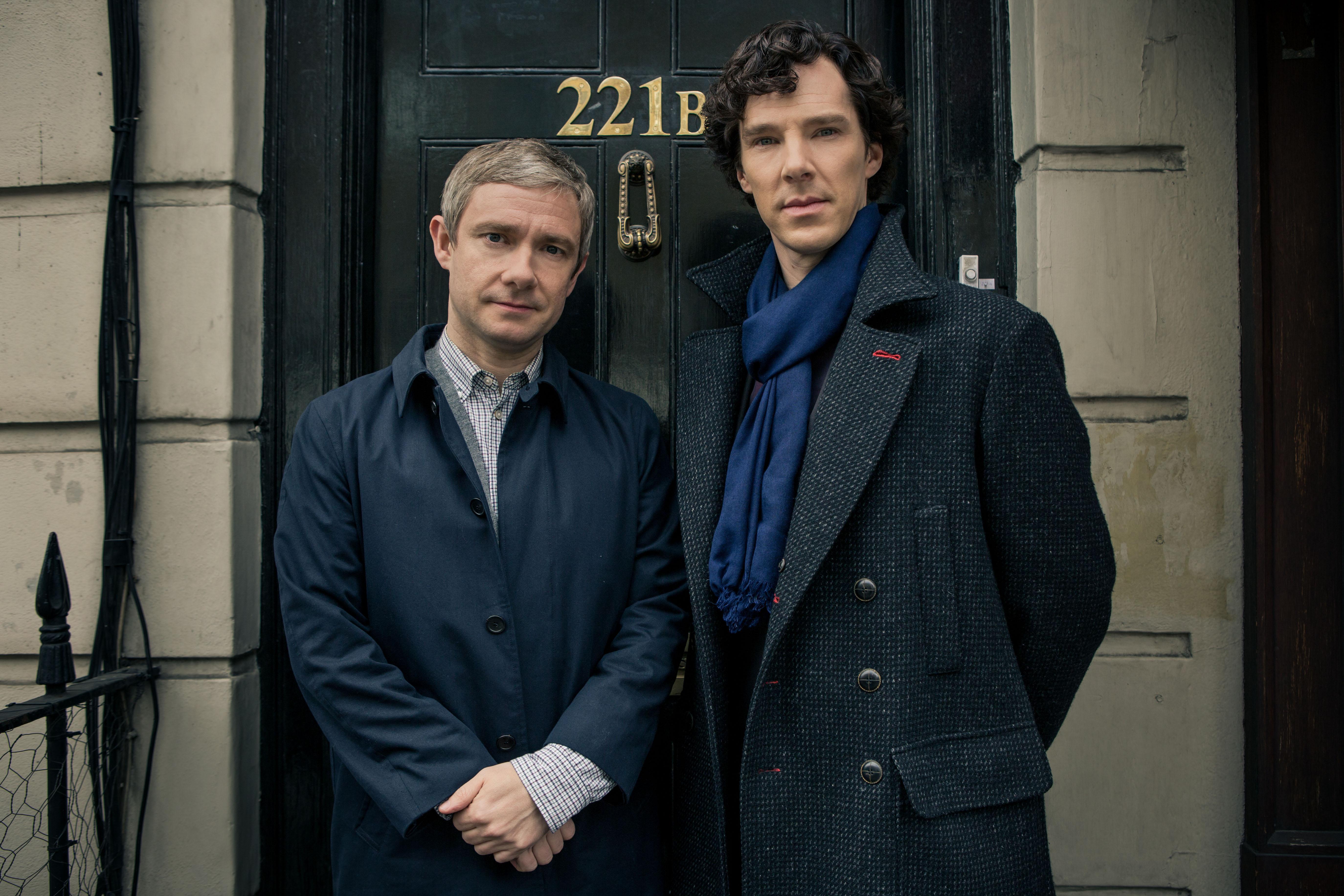 Слух: Появилась информация о возможном продолжении «Шерлока»