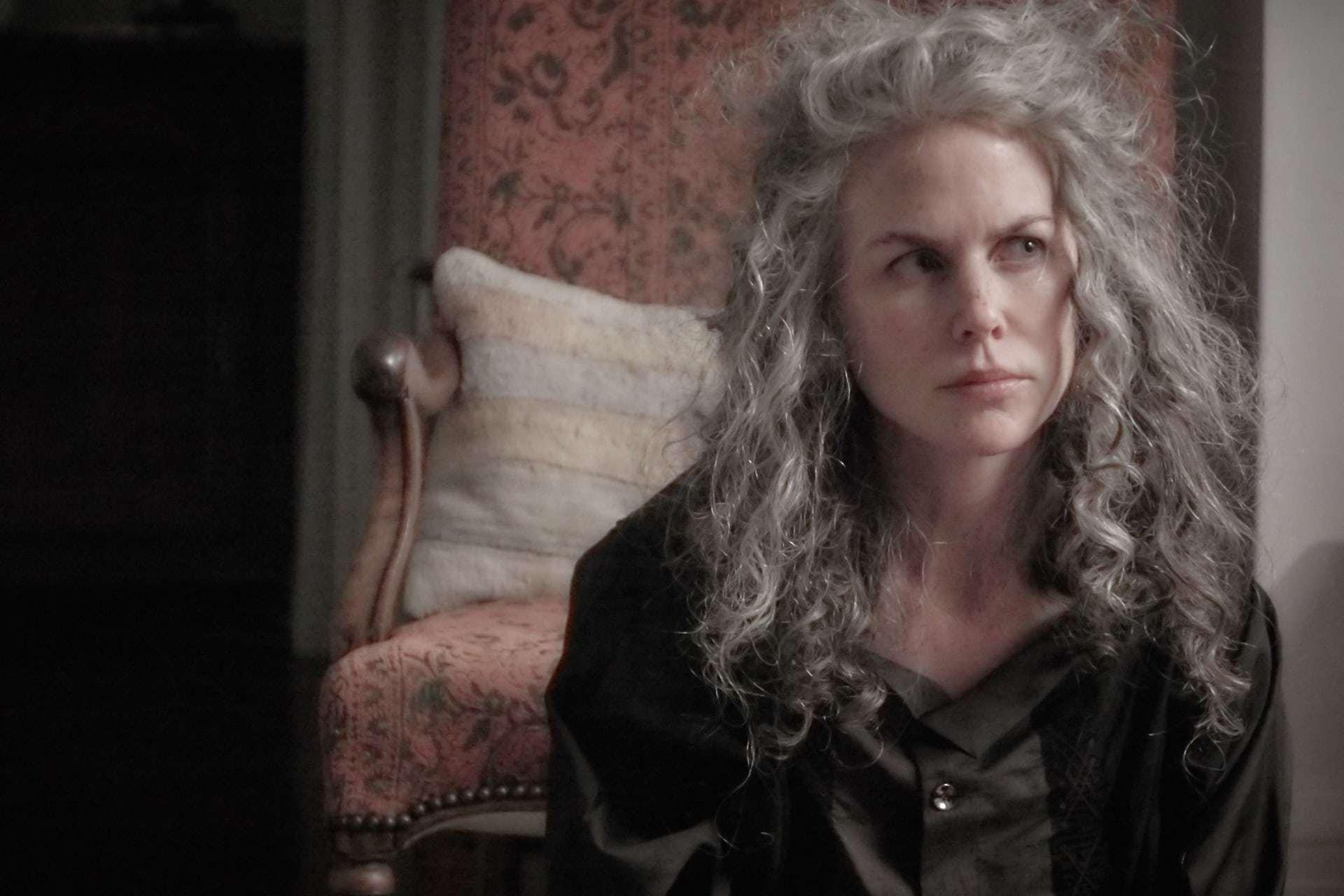Николь Кидман на первом кадре из триллера «Разрушитель»