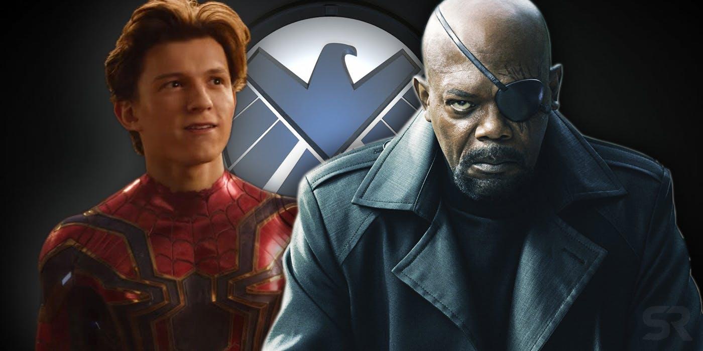 Сэмюэл Л. Джексон сыграет Ника Фьюри в новом «Человеке-пауке»