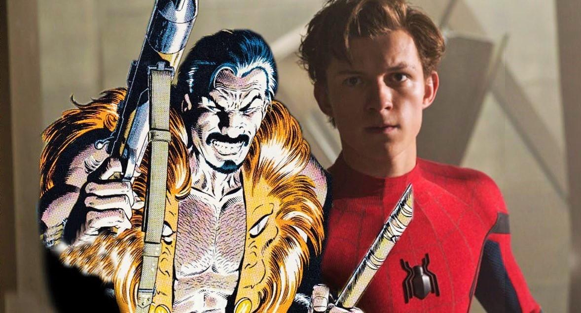Человек-паук может появится в фильме «Крэйвен-охотник»