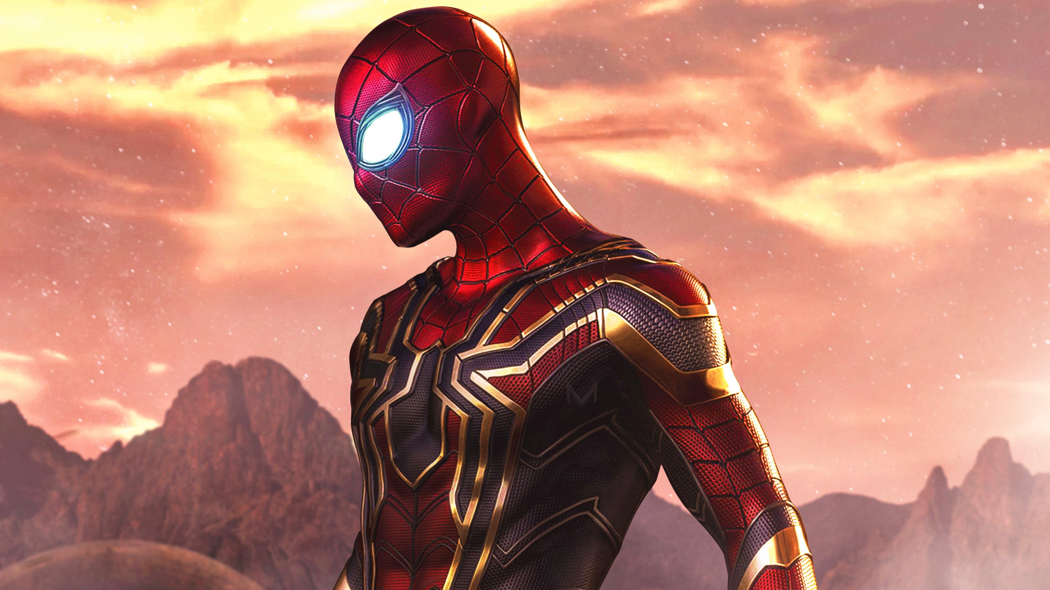 Плакат сиквела «Человека-паука: Возвращение домой»