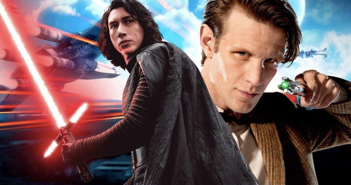 Звезда «Доктора Кто» снимется в девятом эпизоде «Звёздных войн»