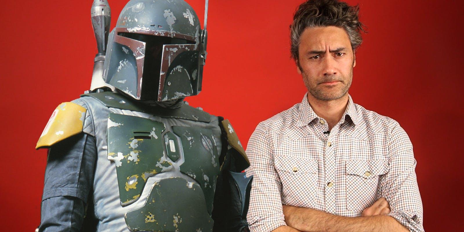 Новости Звездных Войн (Star Wars news): Тайка Вайтити снимет несколько серий «Мандалорца» Джона Фавро