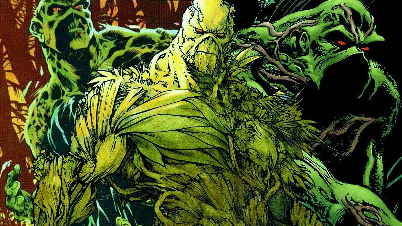 Звезда «Книги Илая» снимется в сериале DC «Болотная тварь»