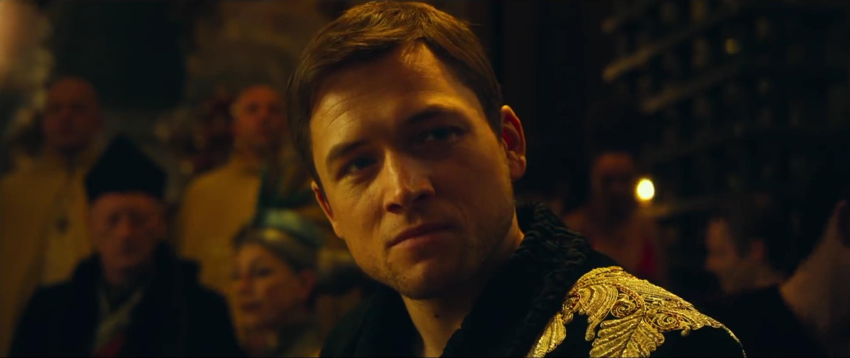 Тэрон Эджертон в новом трейлере «Робин Гуда: Начало»