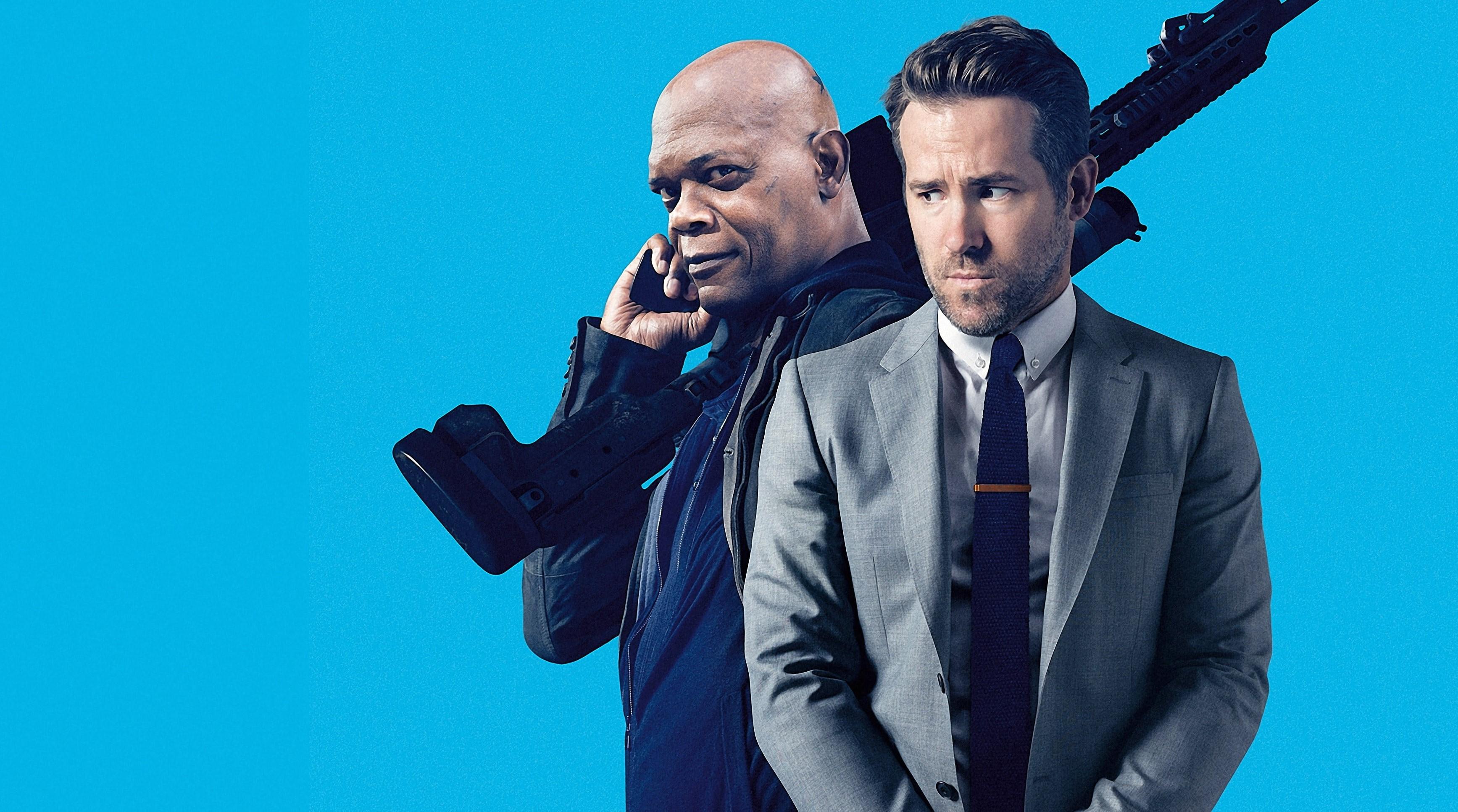 Рейнольдс и Джексон вернутся в сиквеле «Телохранителя киллера»