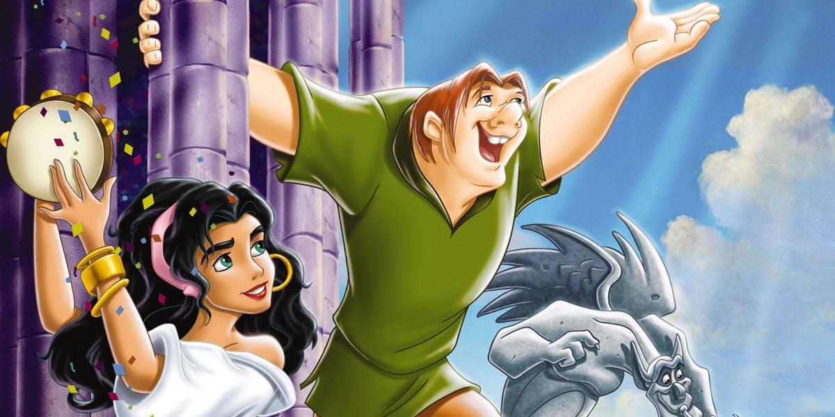 Disney снимет фильм-мюзикл по «Горбуну из Нотр-Дама»