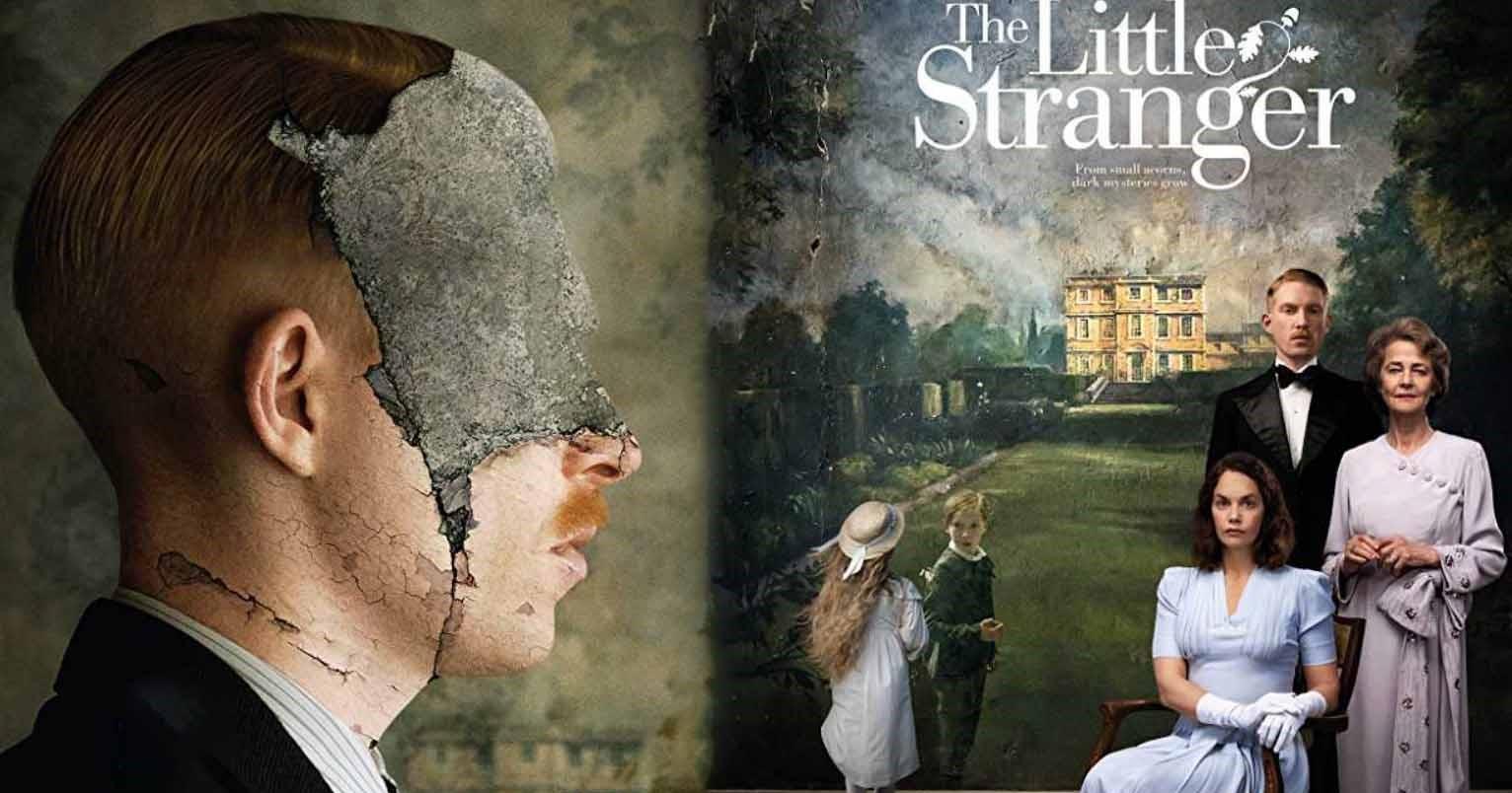 Стильные постеры фильма ужасов «Маленький незнакомец»