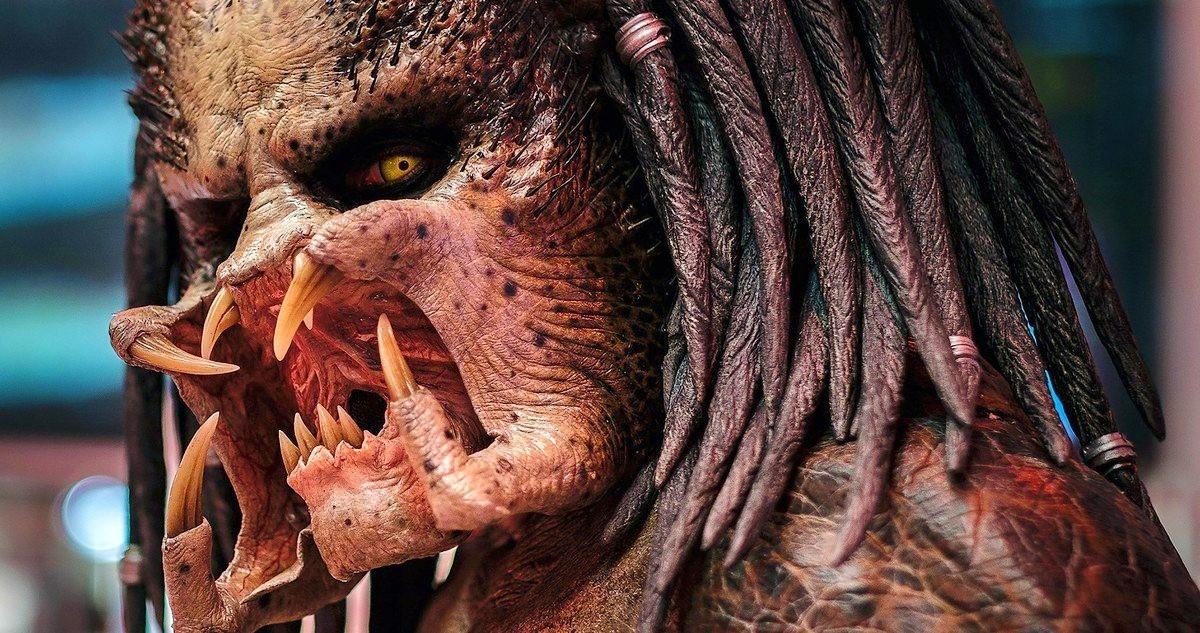 Первые отзывы критиков о новой части «Хищника»