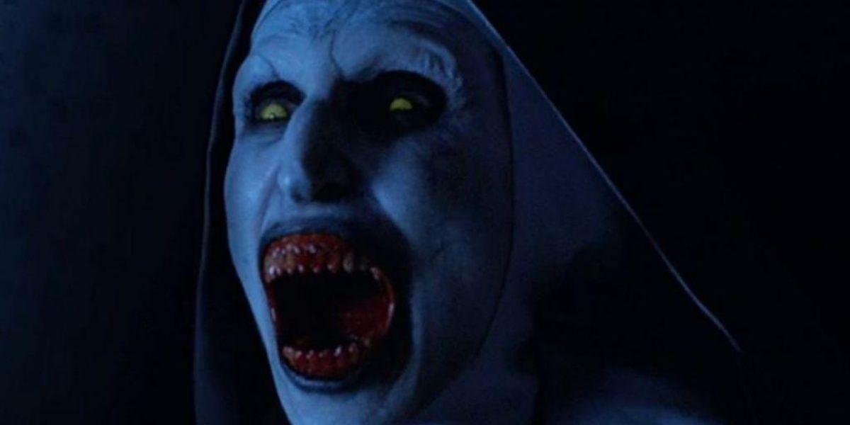 Новый постер хоррора «Проклятие монахини» из вселенной «Заклятия»