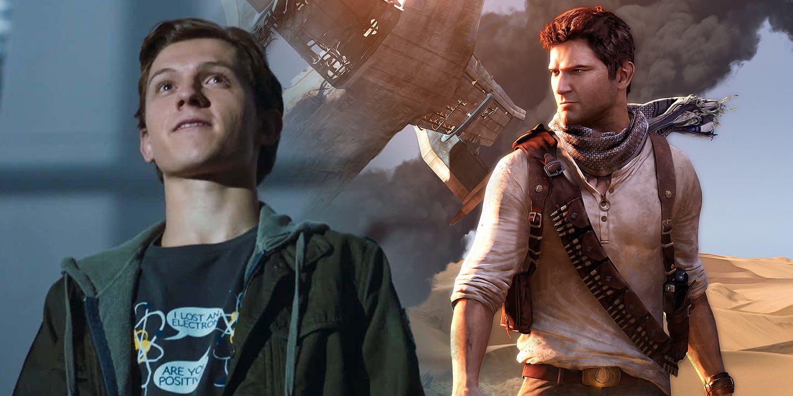 Экранизации Uncharted с Томом Холлэндом нашли нового режиссёра