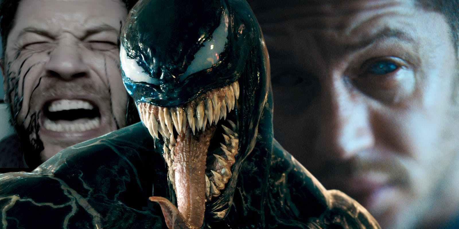 Том Харди в новом трейлере кинокомикса «Веном»