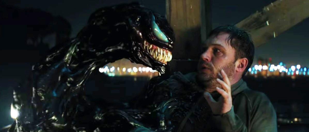 Sony показали стёбный трейлер «Венома» в стиле ромкома