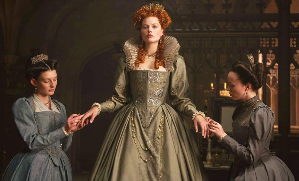Марго Робби в трейлере драмы «Мария – королева Шотландии»