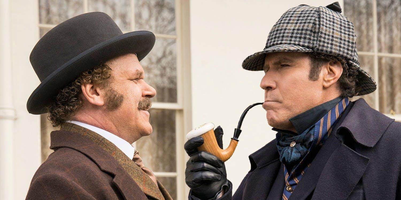 Русский трейлер комедии «Холмс и Ватсон» с Ферреллом и Си Райли