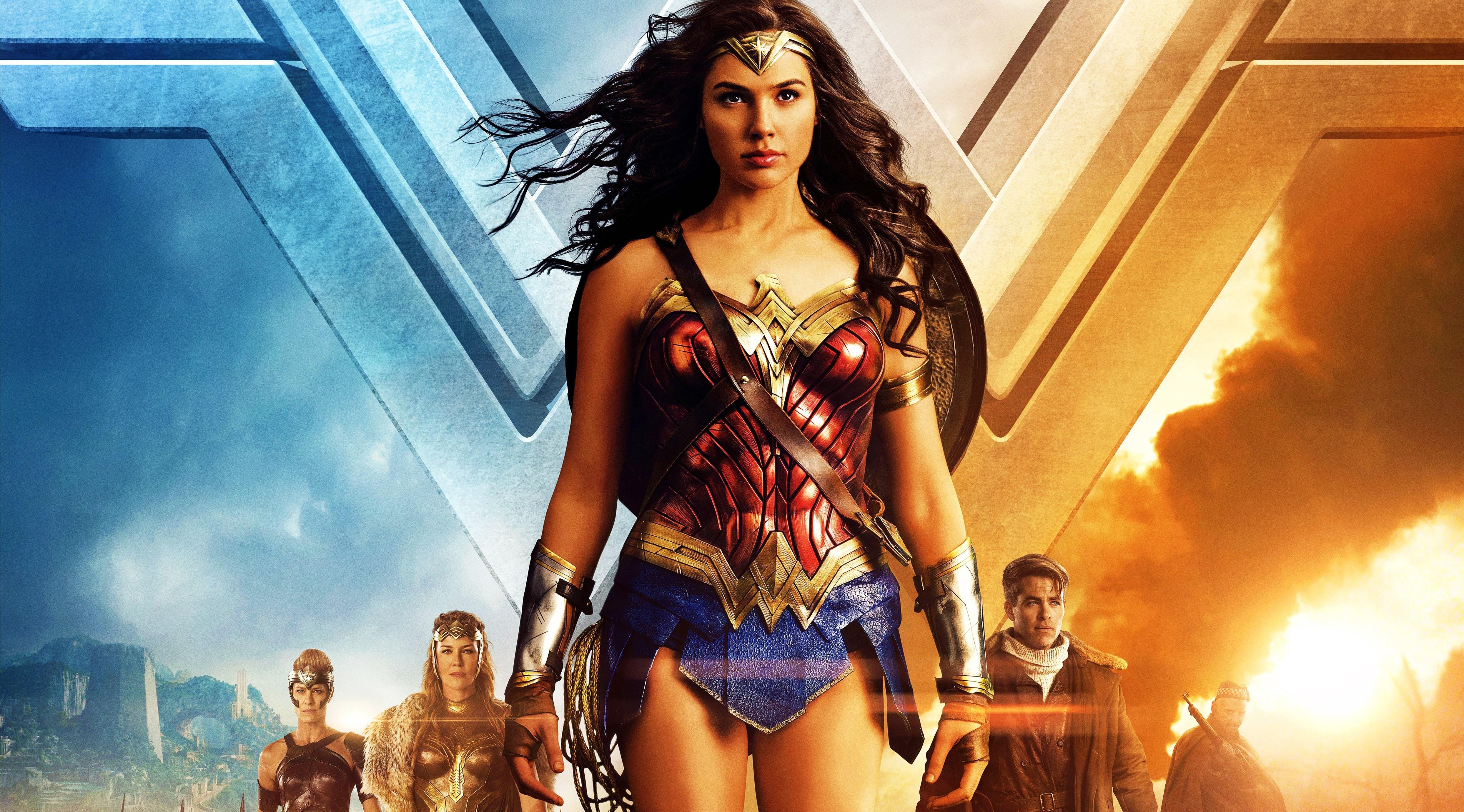 Сиквел «Чудо-женщины» отложен до 2020 года