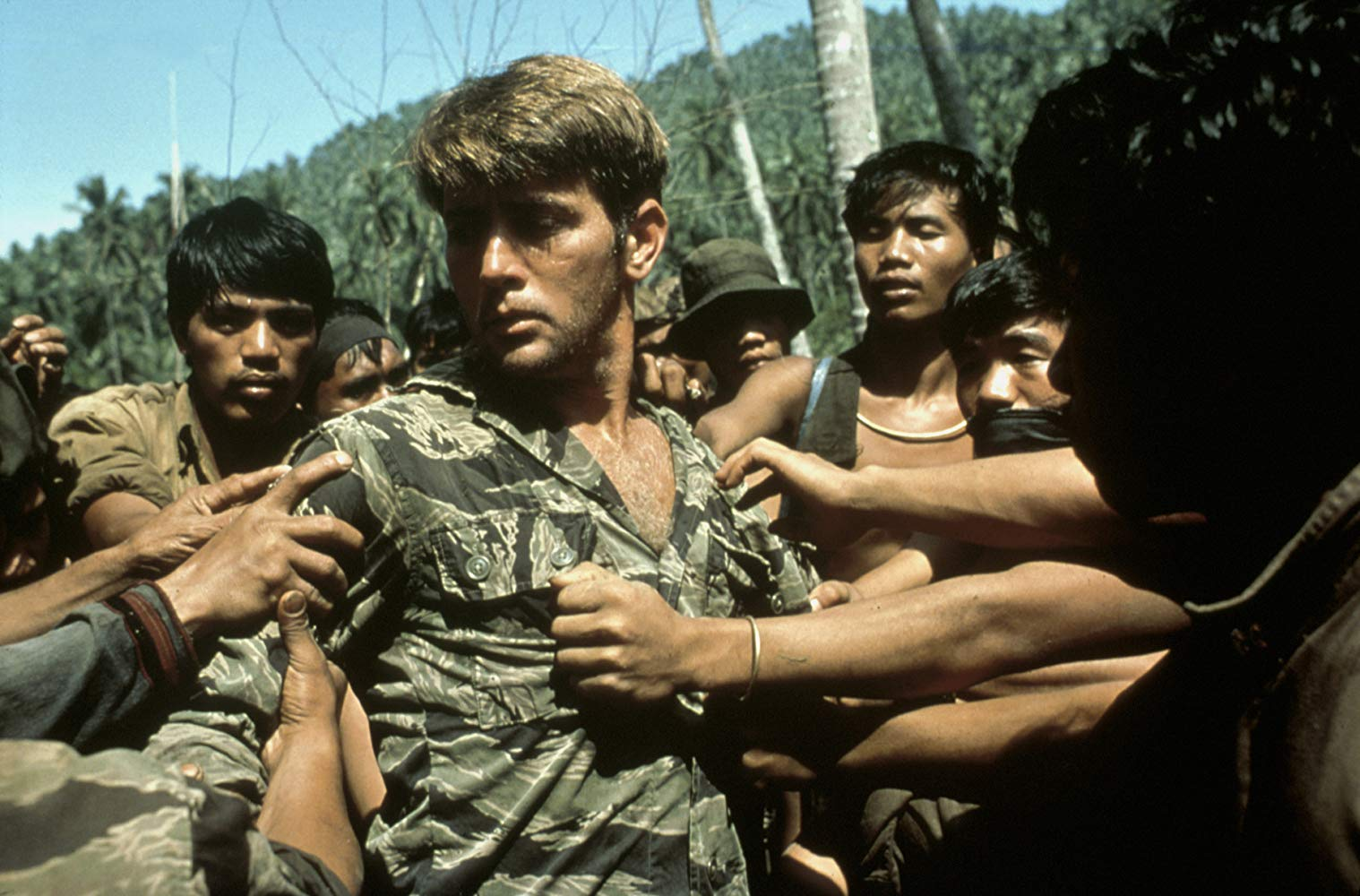 """Shot from the film """"Apocalypse Now"""""""