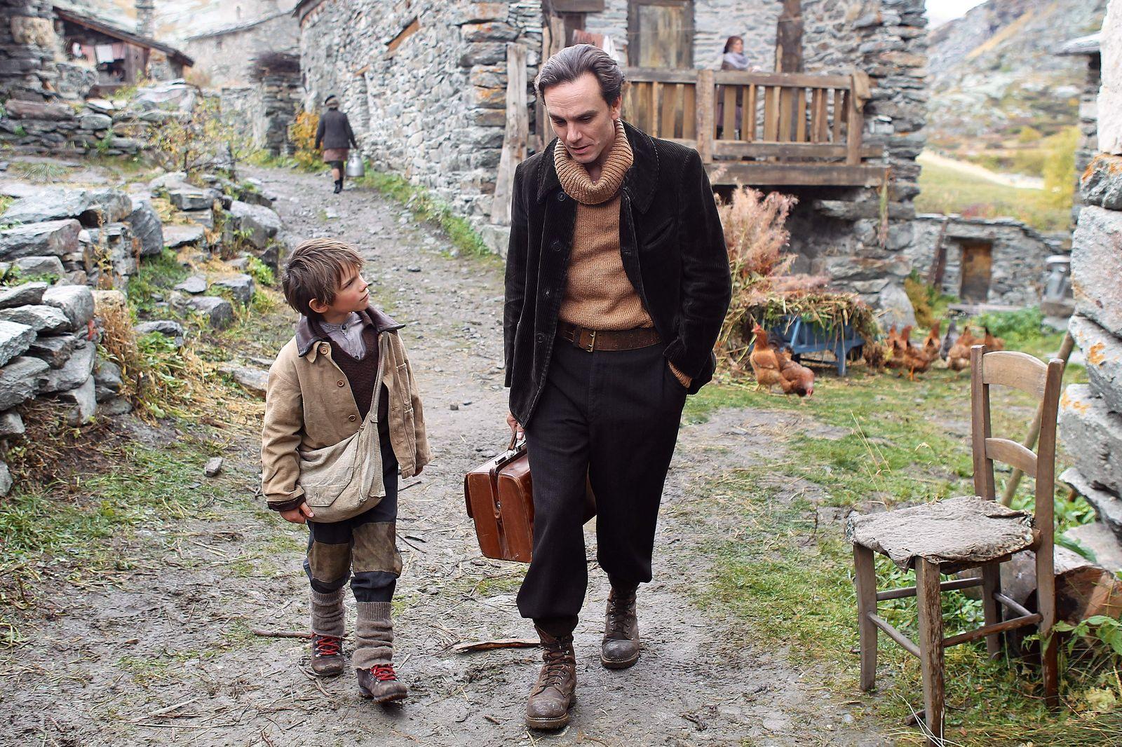 Кадр из фильма «Белль и Себастьян»