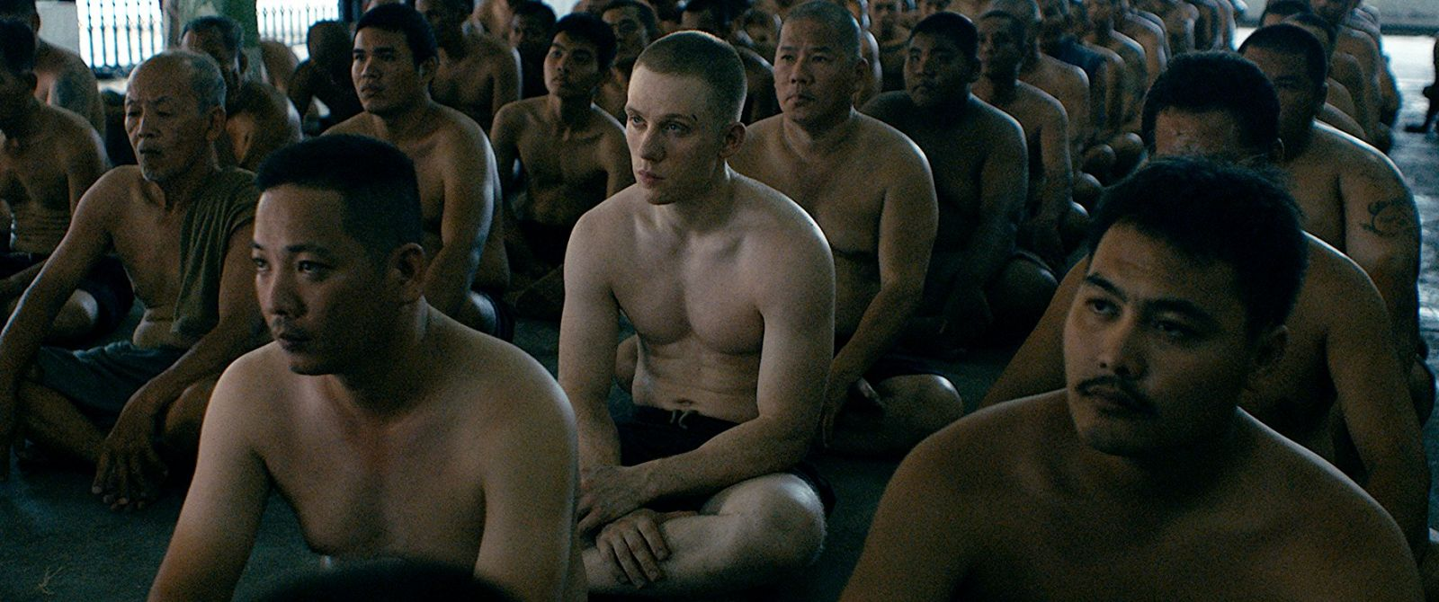 Кадр из фильма «Бои без правил»