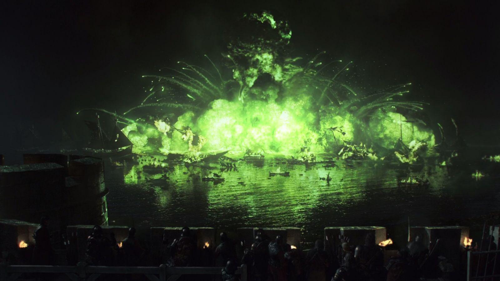 Битва на Черноводной (2-й сезон)