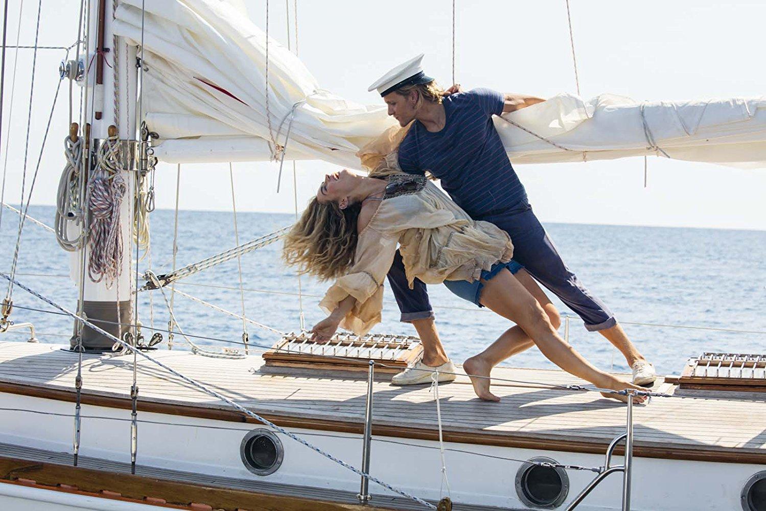"""Кадр из фильма """"Mamma Mia! 2"""""""