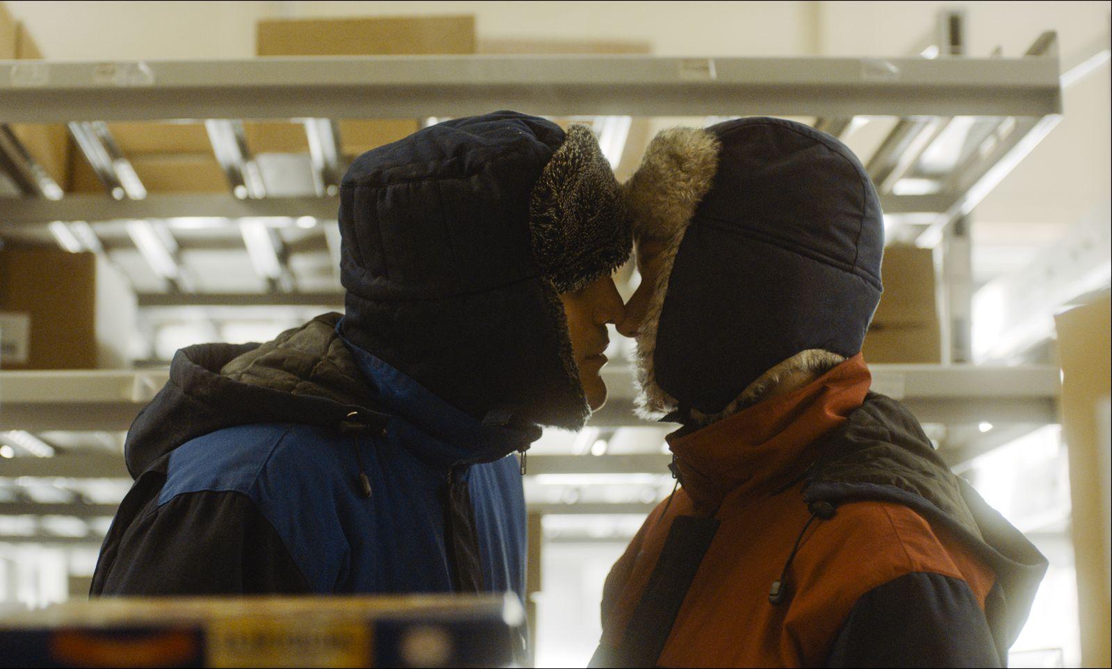 Кадр из фильма «Между рядами»