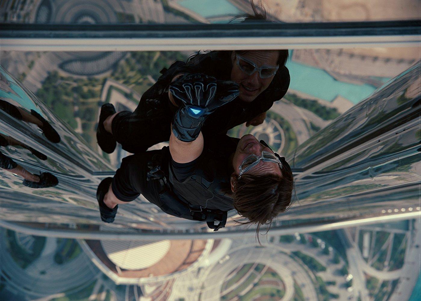 """Кадр из фильма """"Миссия невыполнима: Протокол Фантом"""""""