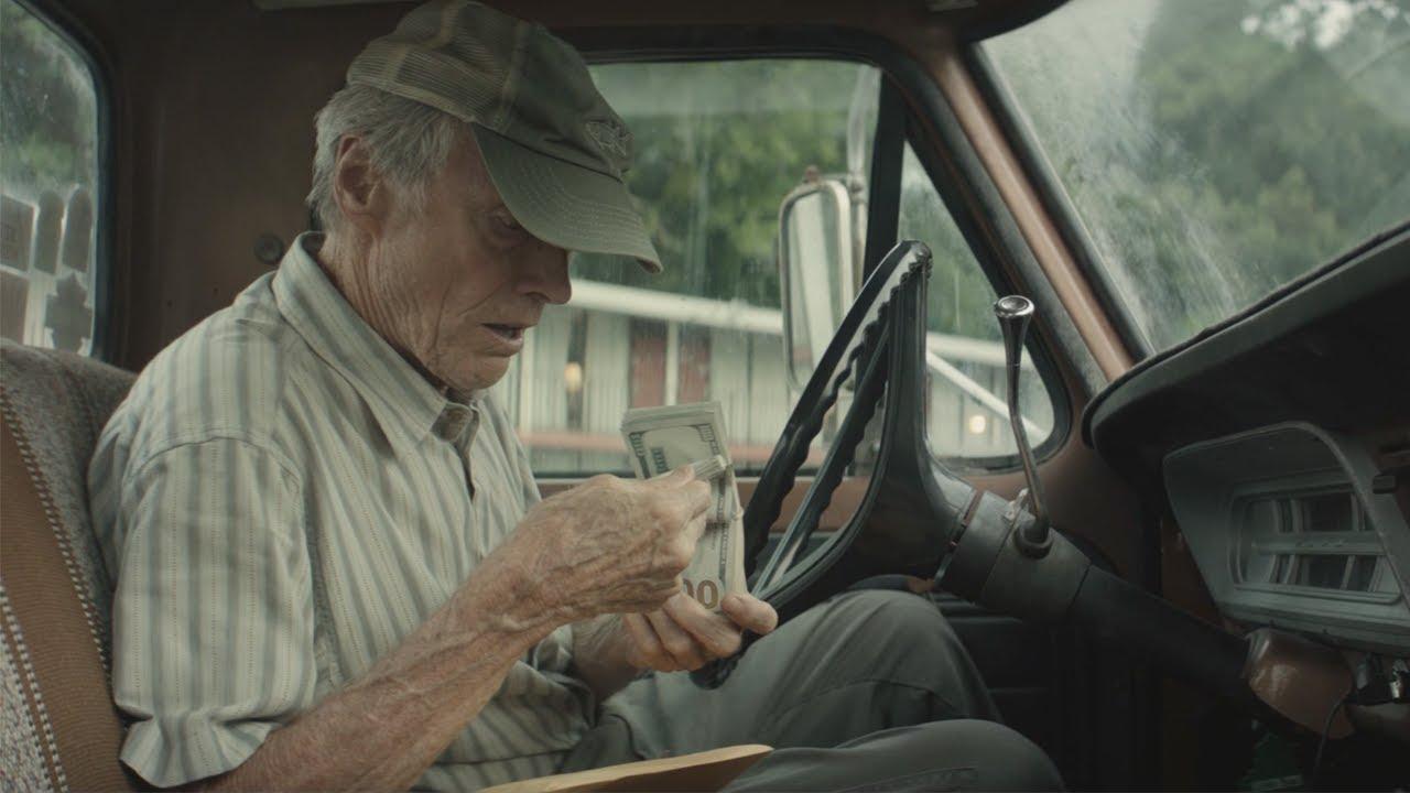 Кадр из фильма «Наркокурьер»