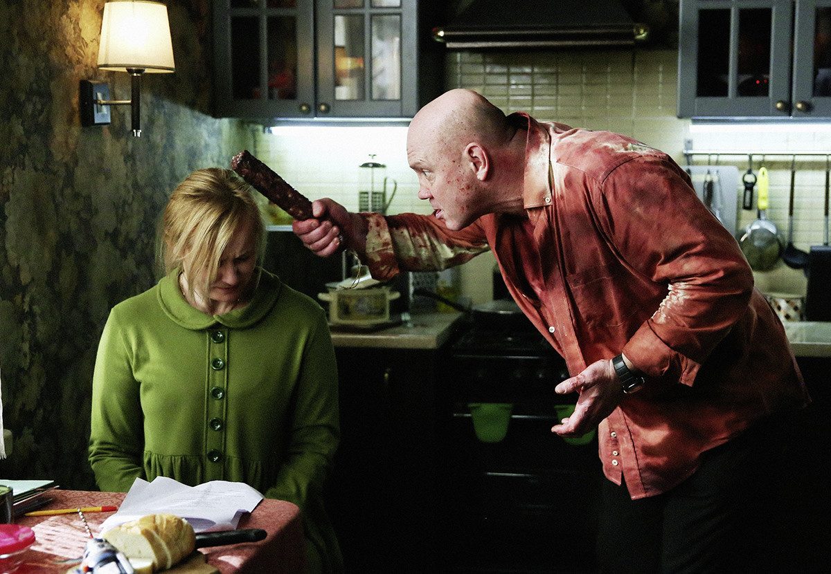 Кадр из фильма «Папа, сдохни»