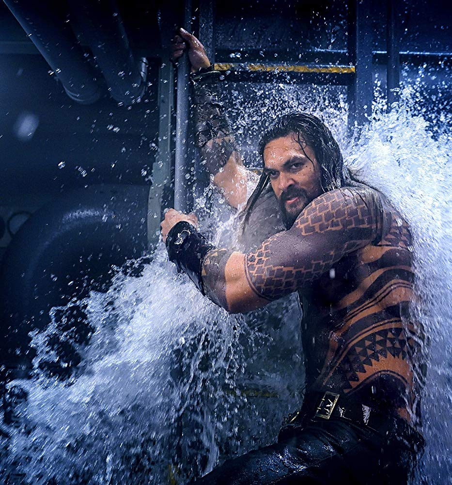 """Frame from the movie """"Aquaman"""""""
