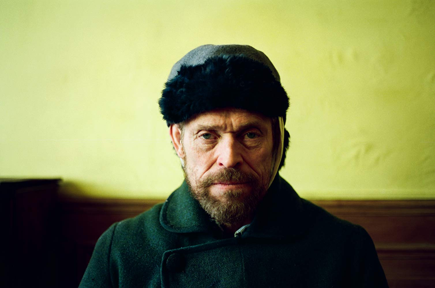 """Shot from the film """"Van Gogh: On the Threshold of Eternity"""""""