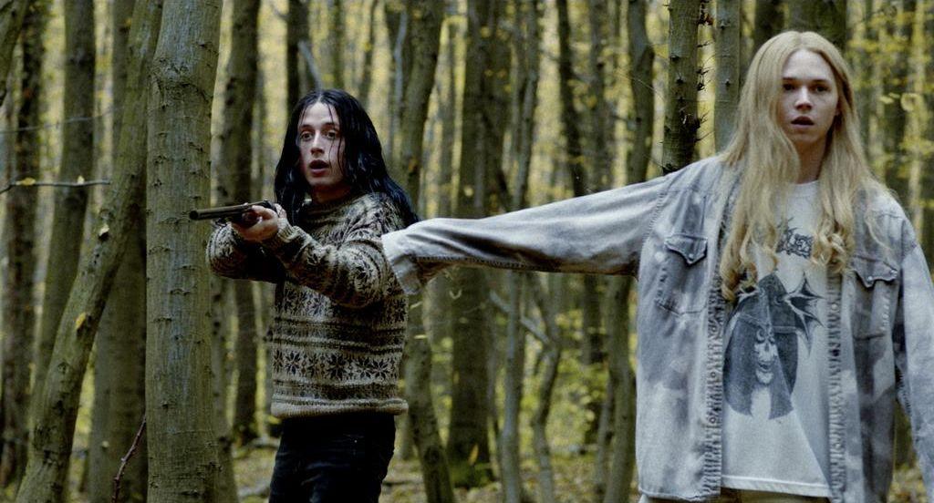 Кадр из фильма «Властелины хаоса»