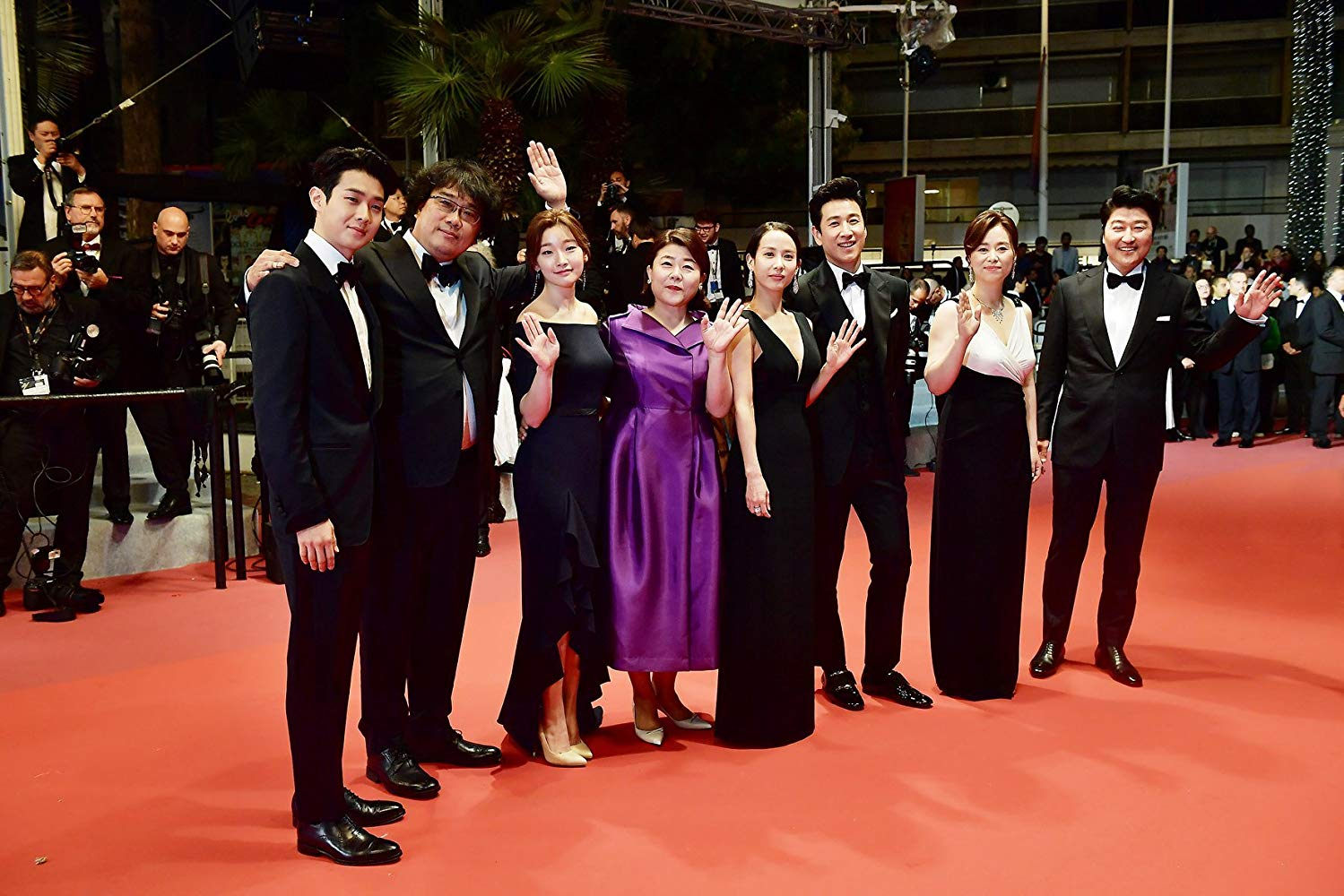 победа «Паразитов» на Каннском кинофестивале