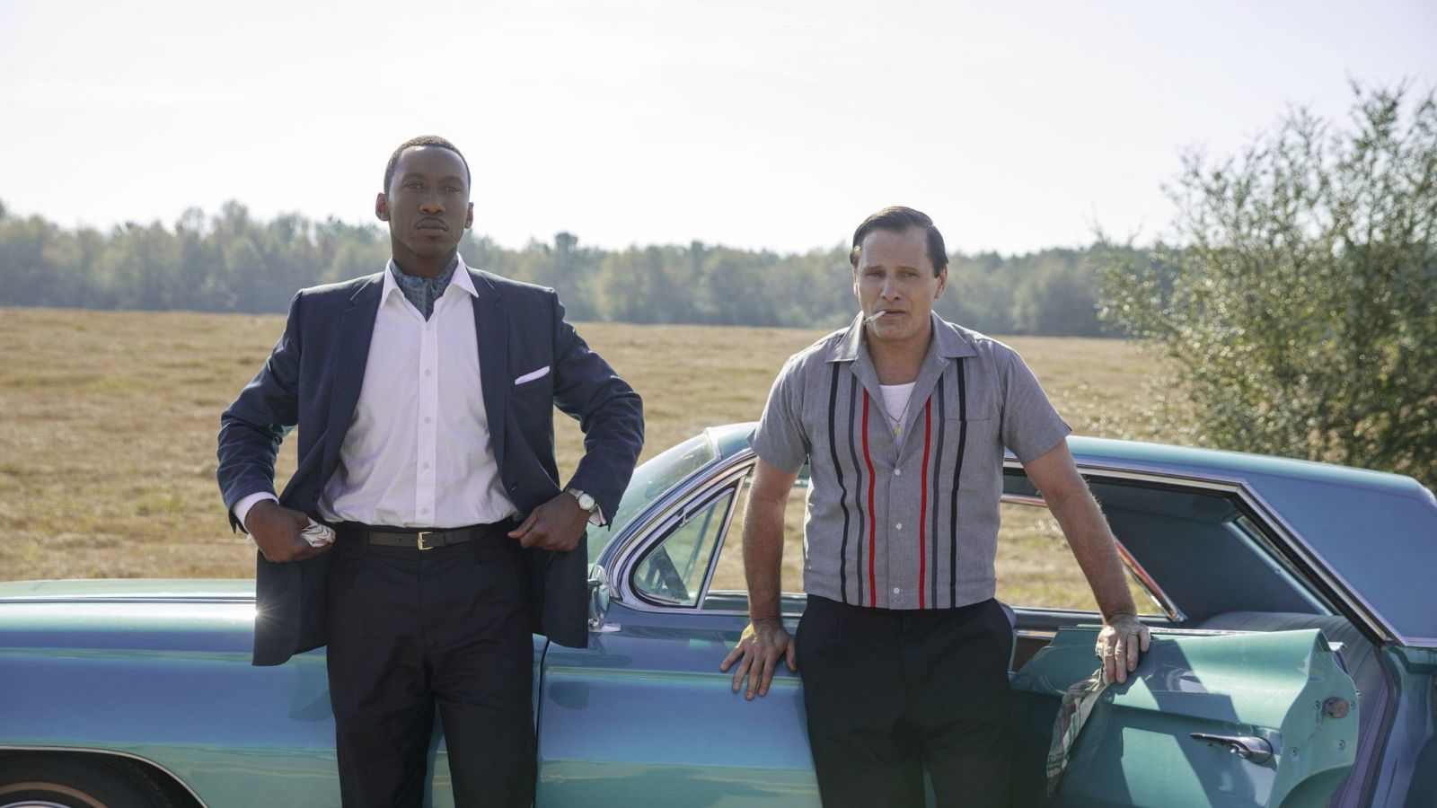 """Frame from the movie """"Green Book"""""""