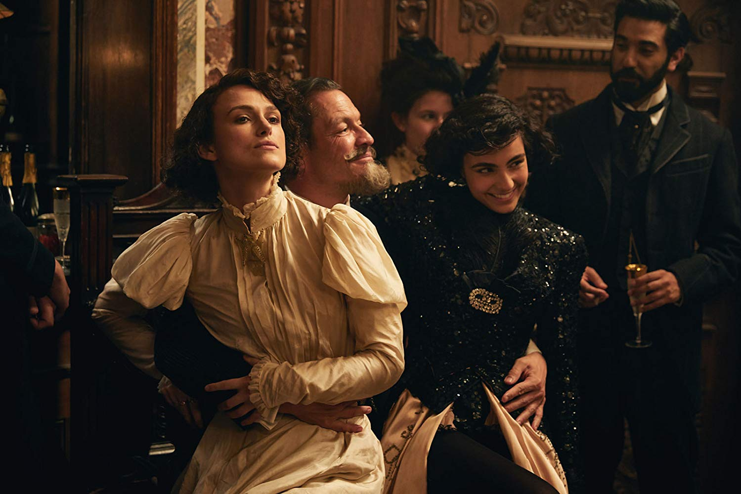 """Shot from the movie """"Colette"""""""