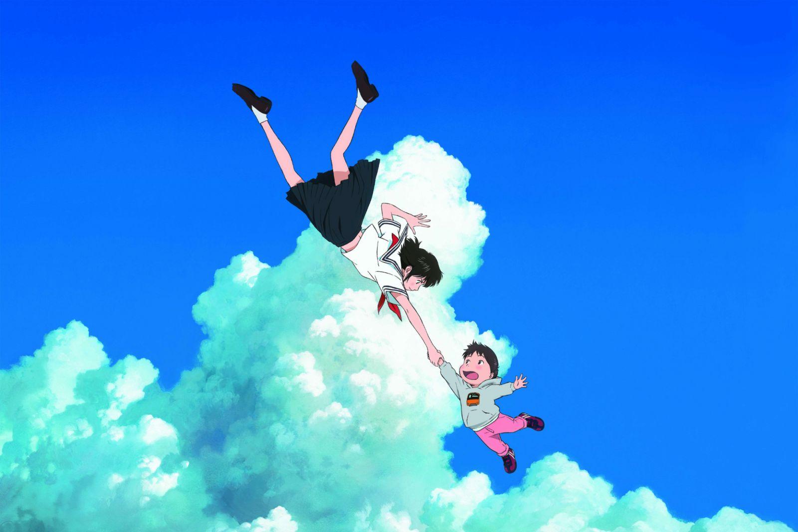 """Mirai from the future"" Mamoru Hosoda"