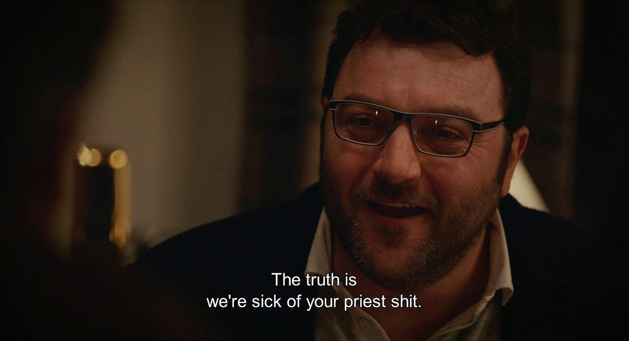 Кадр из фильма «По воле божьей»