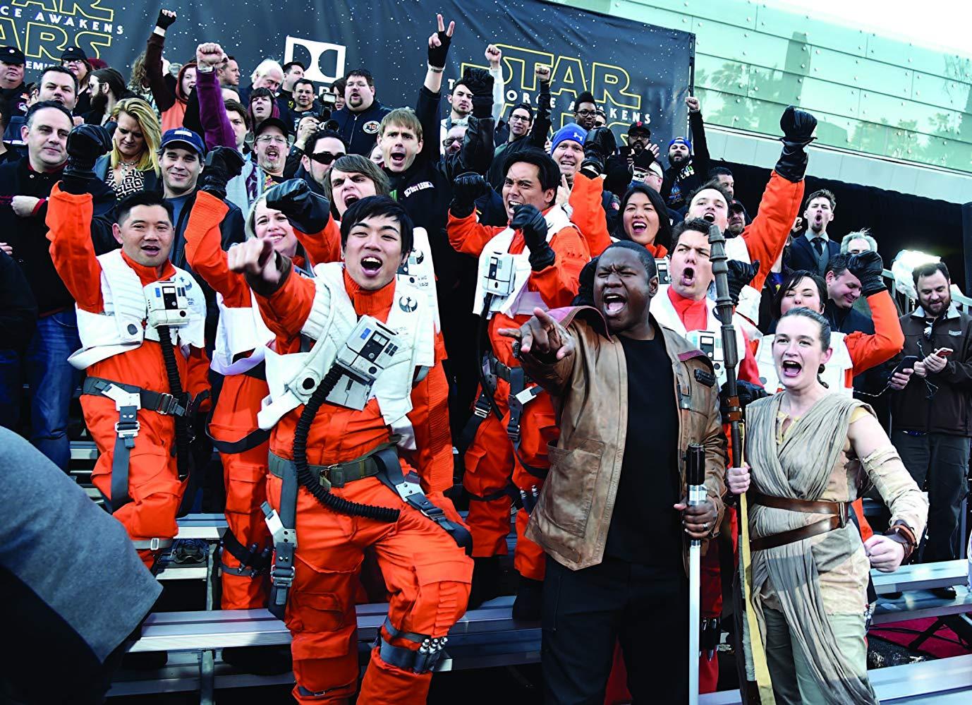 """Премьера фильма """"Хан Соло: Звёздные Войны. Истории"""""""