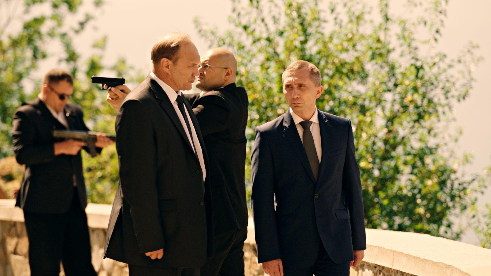 Кадр из фильма «Каникулы президента»