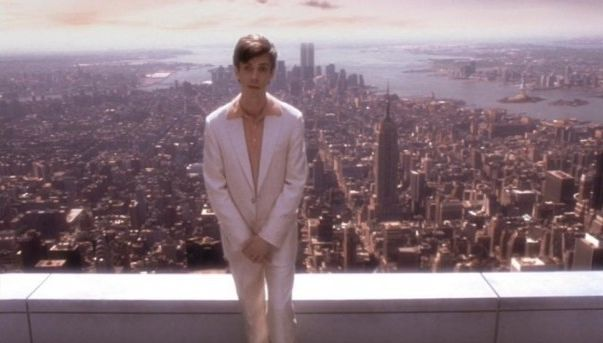 "Shot from the movie ""Vanilla Sky"""