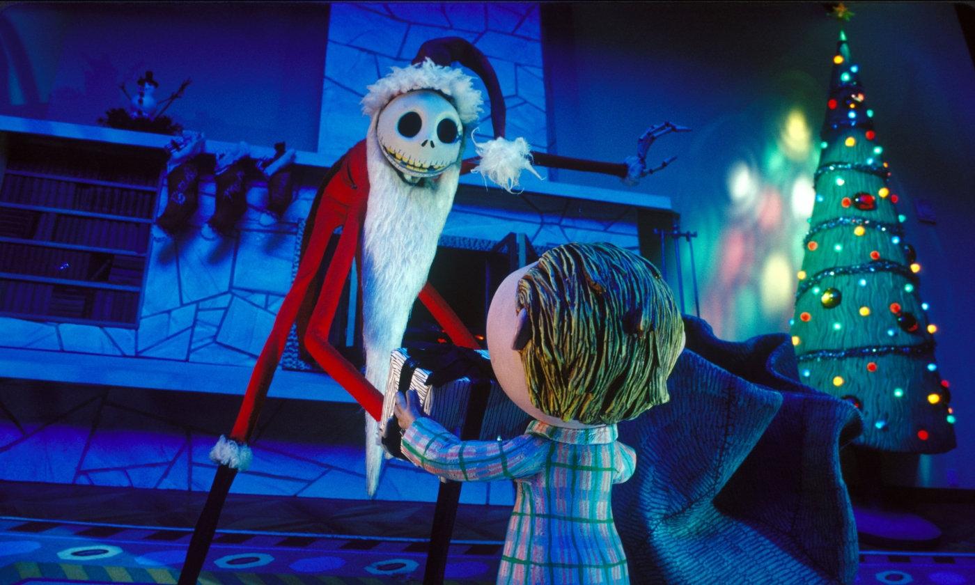 Favorite movie. The nightmare before christmas