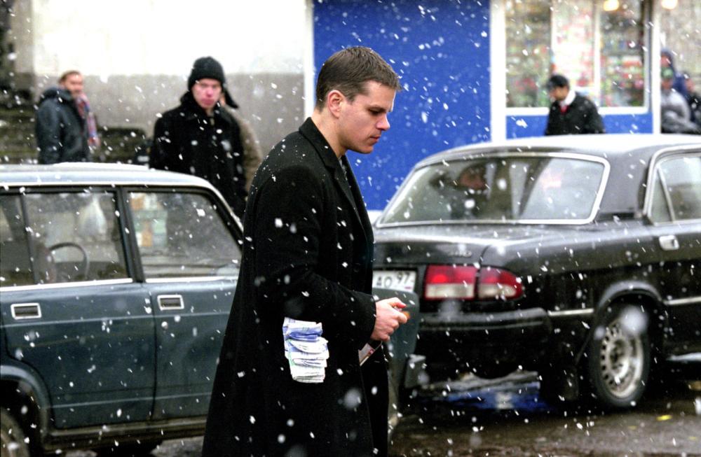 """Кадр из фильма """"Превосходство Борна"""""""