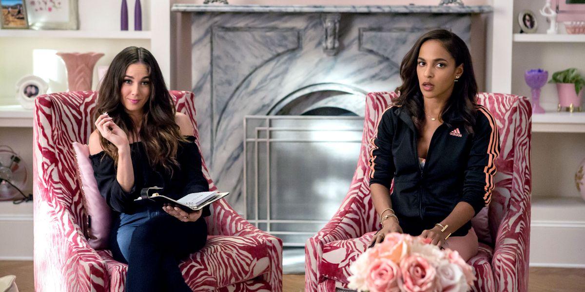 Кадр из фильма «Сестры по степу»